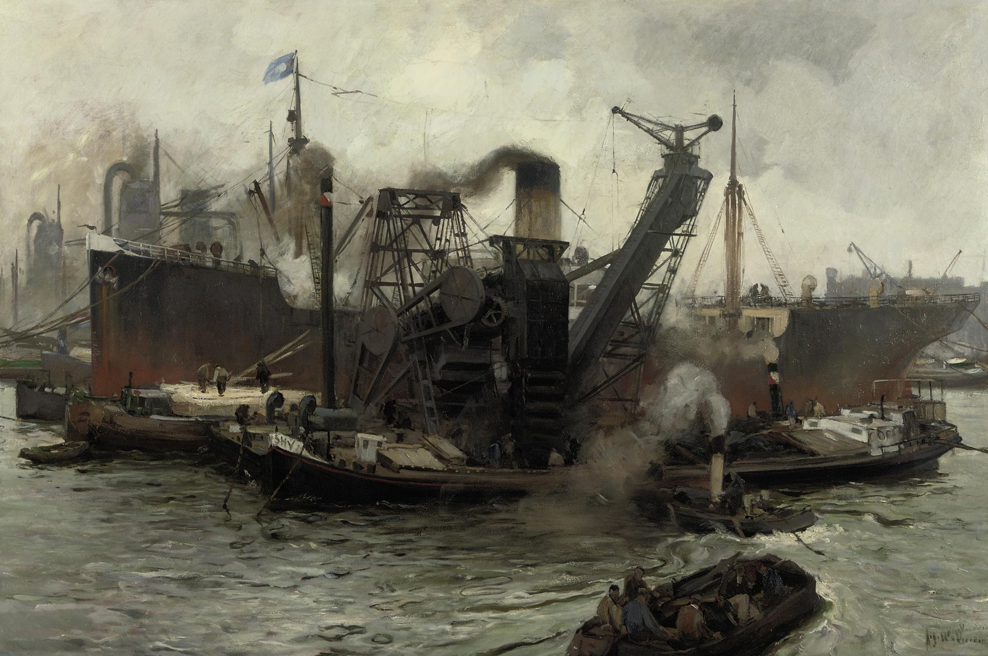 Steenkolen transport: Transportation of Coals
