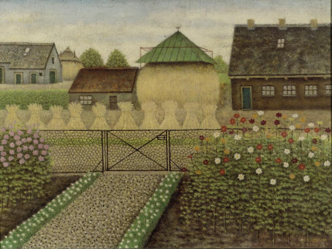 A Flowering Garden, Blaricum