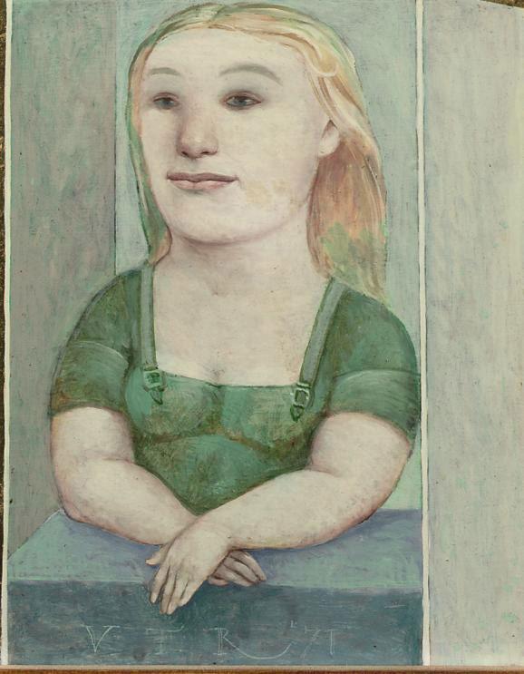 P. Portret No. 2