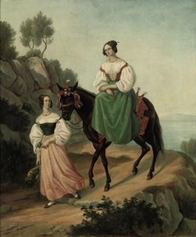 Ferdinand Flor (Hamburg 1793-1