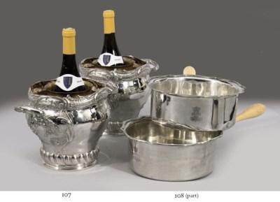 Three Austrian Royal silver ca