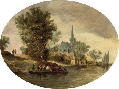 Attributed to Wouter Knijff (W