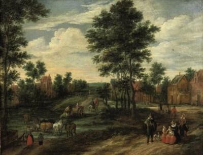 Follower of Jan Breughel II