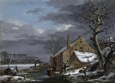 Arnoldus van Well (Dordrecht 1