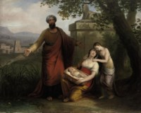 The Abandonment of Moses