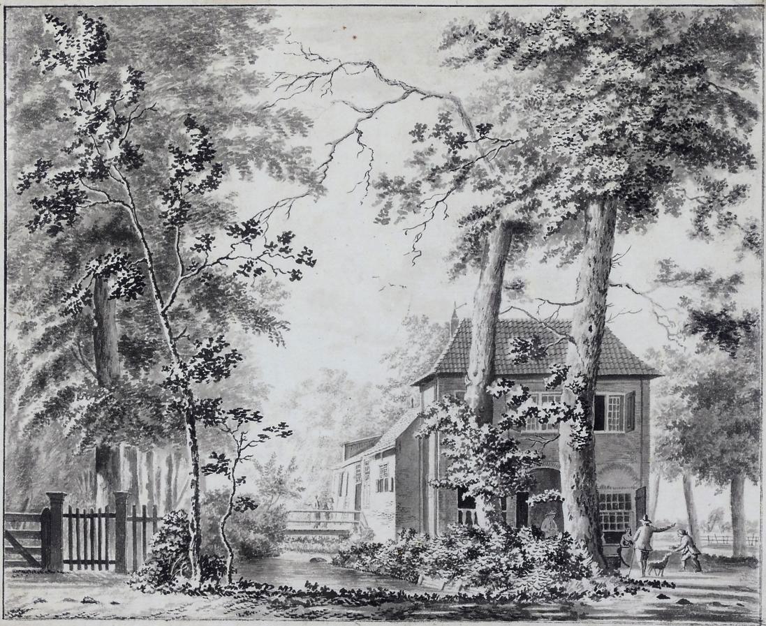 View of the Coppermills in Leusden