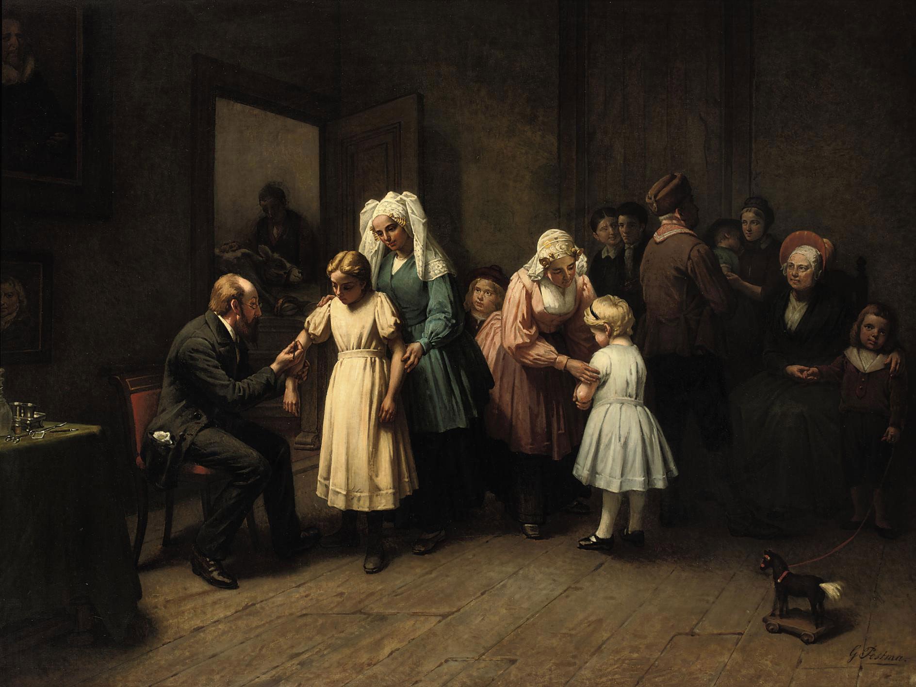Gerrit Postma (Ameland 1819-1894 Haarlem)