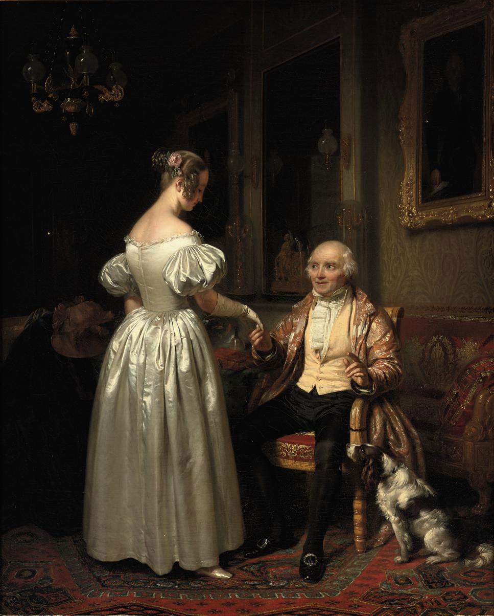 Josephus Laurentius Dyckmans (Lier 1811-1888 Antwerp)