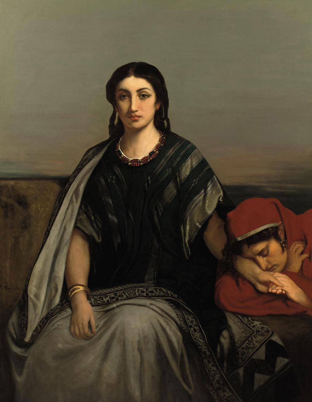 Jephta's daughter