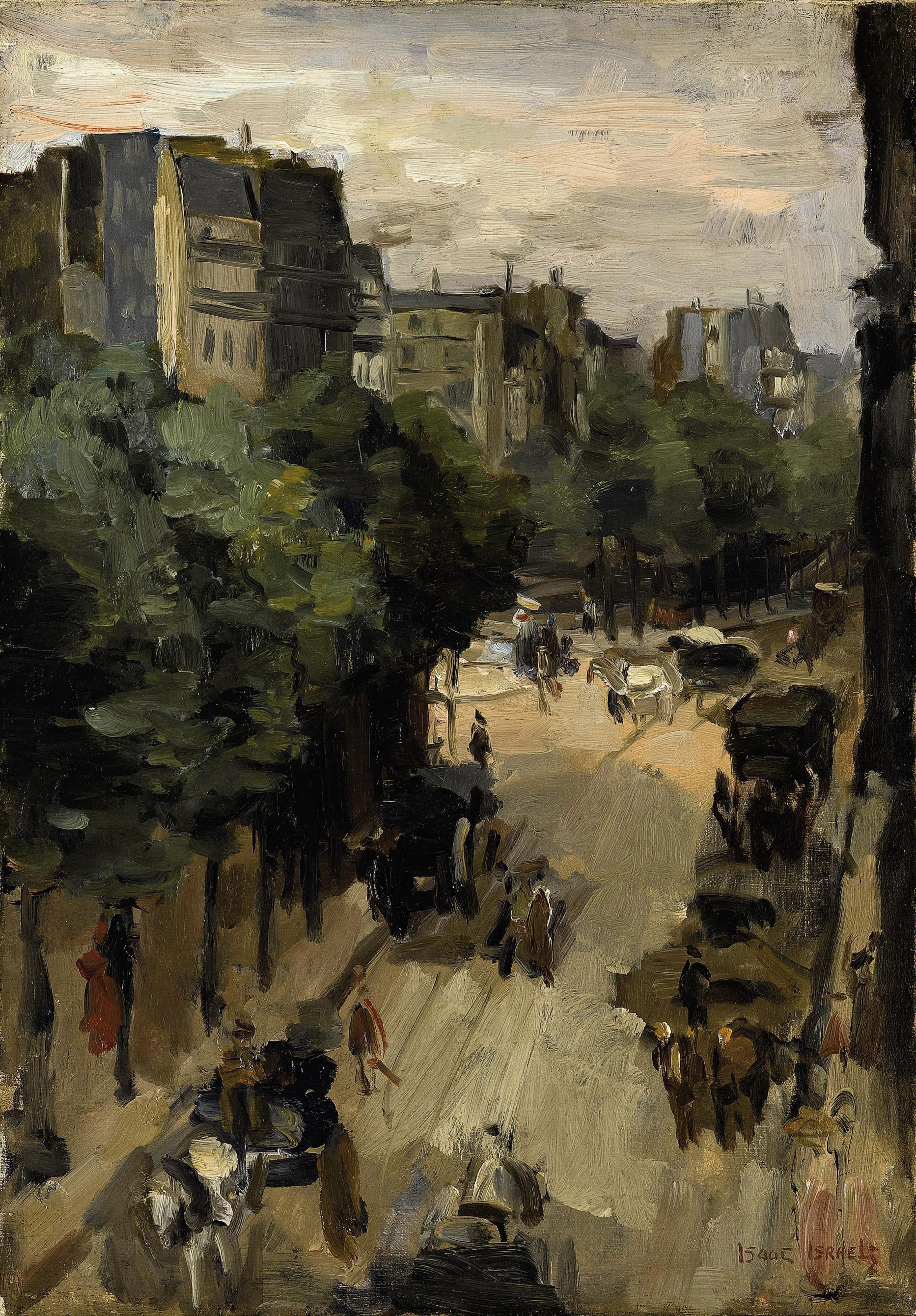 Rue Clignancourt, Paris