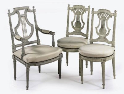 A MATCHED SET OF DIRECTOIRE GR