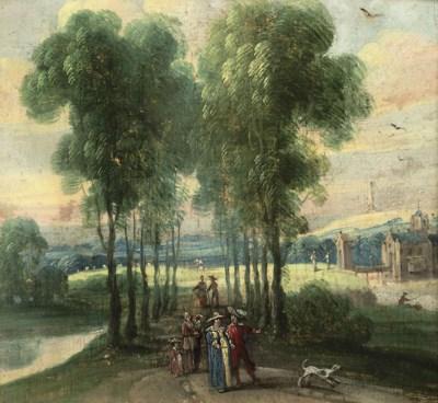 Circle of Jasper van der Lanen