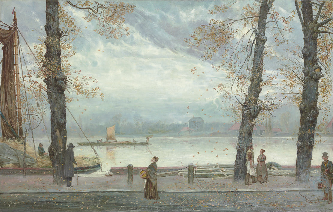 Cheyne Walk, London