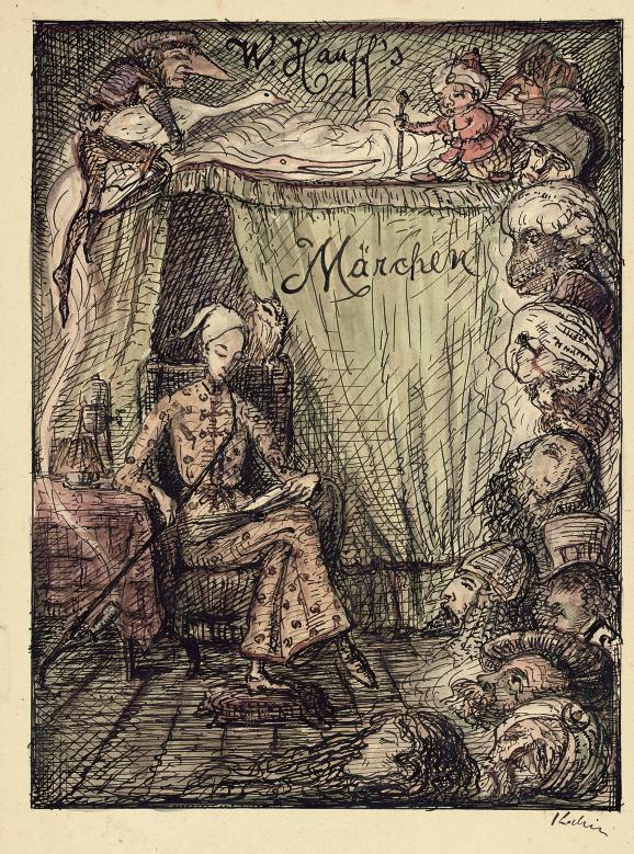 Wilhelm Hauff's Märchen: Titelbild