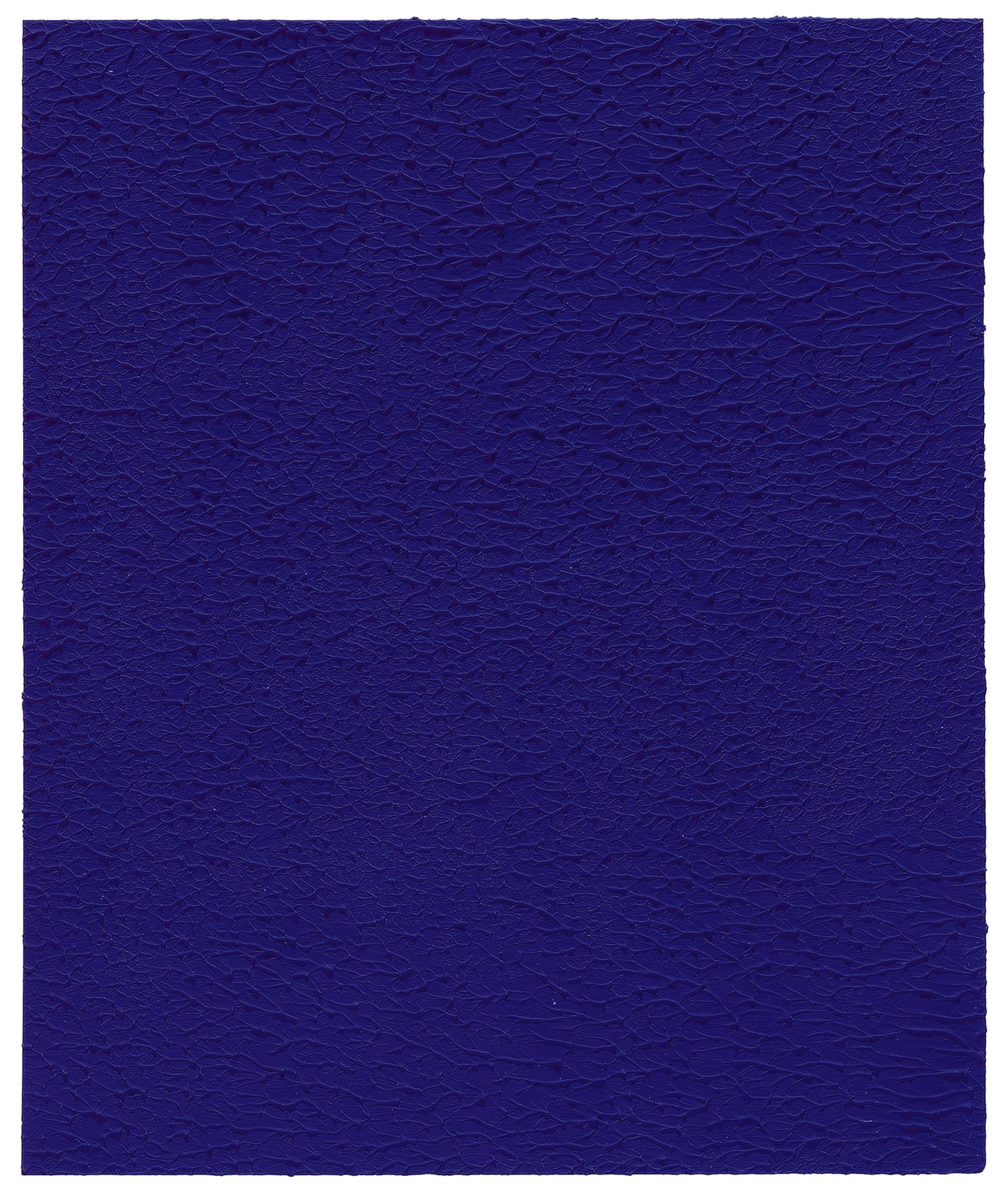 yves klein 1928 1962 monochrome bleu ikb christie 39 s. Black Bedroom Furniture Sets. Home Design Ideas