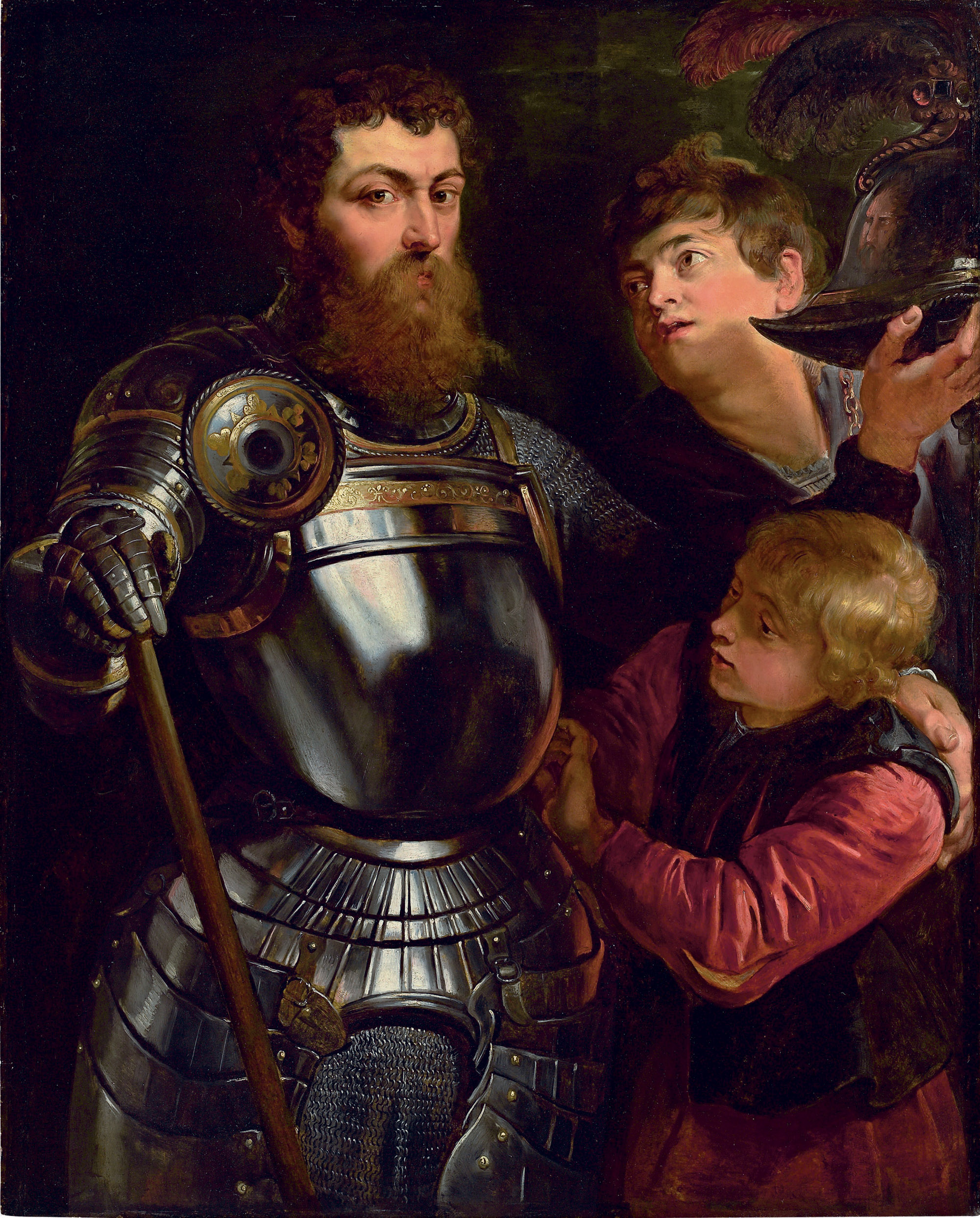 Sir Peter Paul Rubens (Siegen, Westphalia 1577-1640 Antwerp)