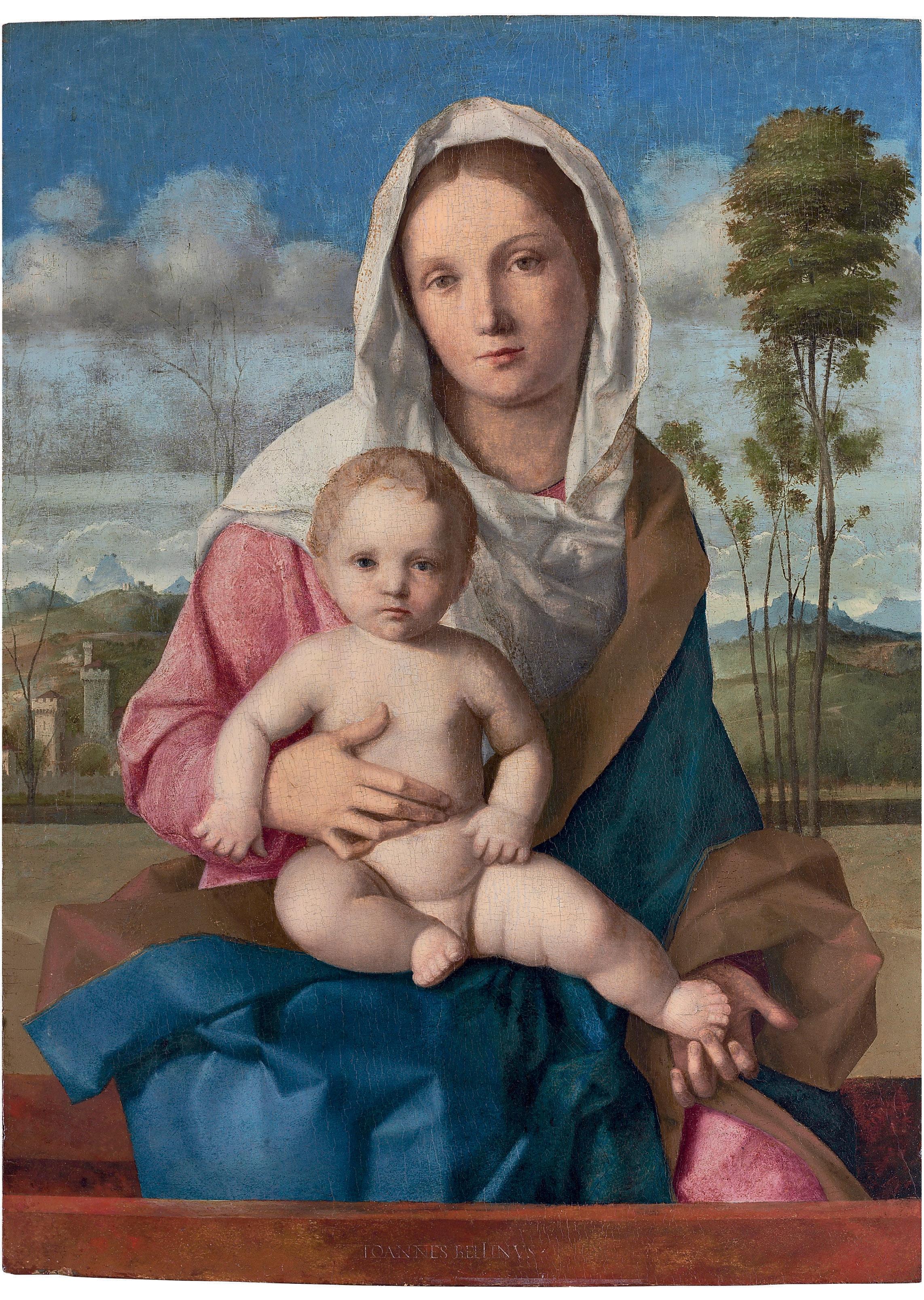 Giovanni Bellini (?1431/6-1516 Venice)