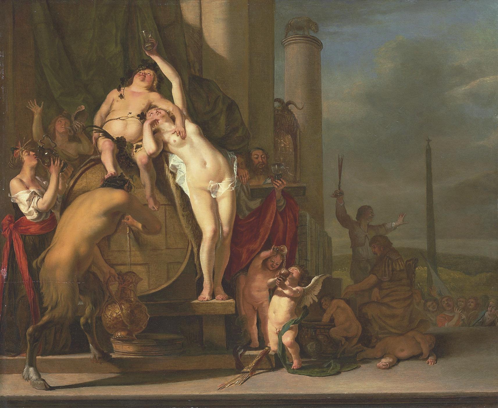 'Wine is Venus's Milk'