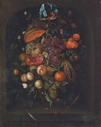 Ernst Stuven (Hamburg 1647/67-