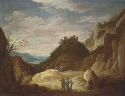 David Teniers II (Antwerp 1610