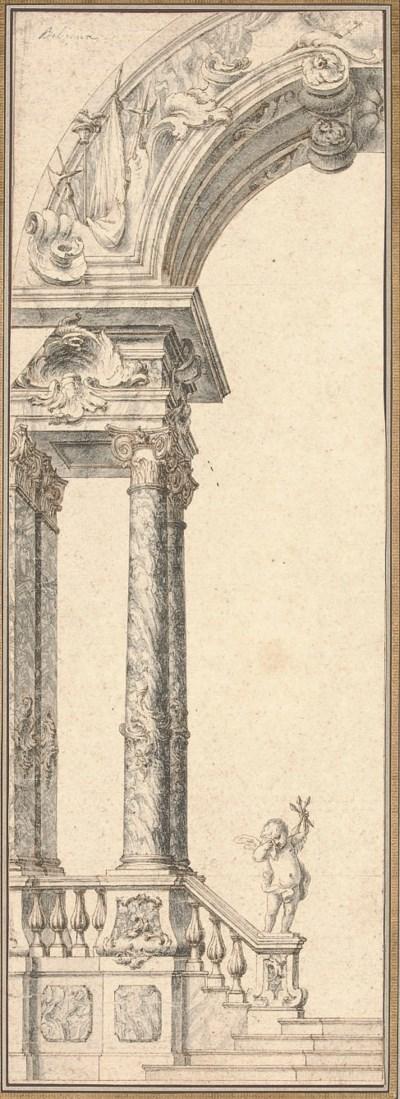 Attributed to Ferdinando Galli