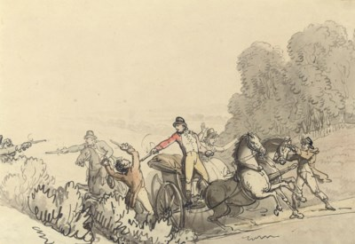 Thomas Rowlandson (London 1756