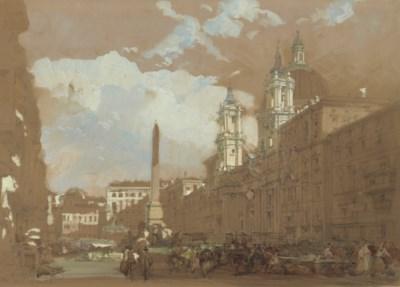 David Roberts, R.A. (Edinburgh