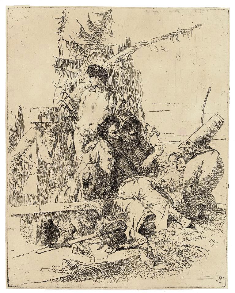 Giovanni Battista Tiepolo (cir