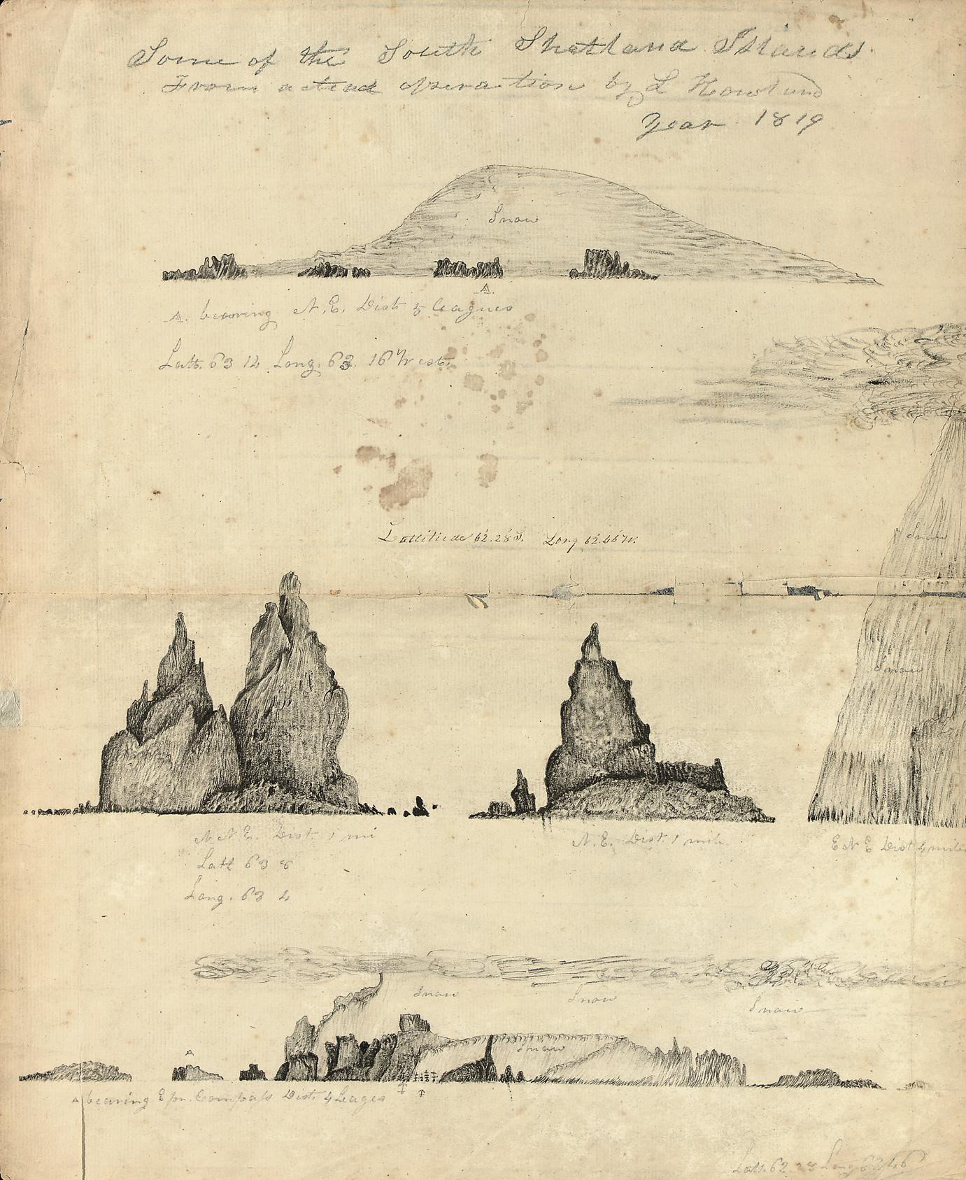 LLOYD HOWLAND (fl.1815-1826)