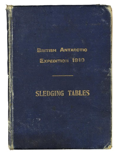 BRITISH ANTARCTIC EXPEDITION,