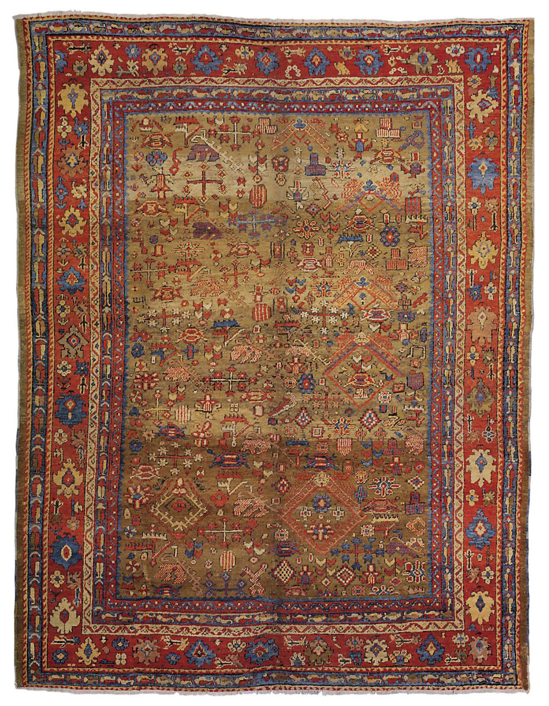 A WEST ANATOLIAN CARPET