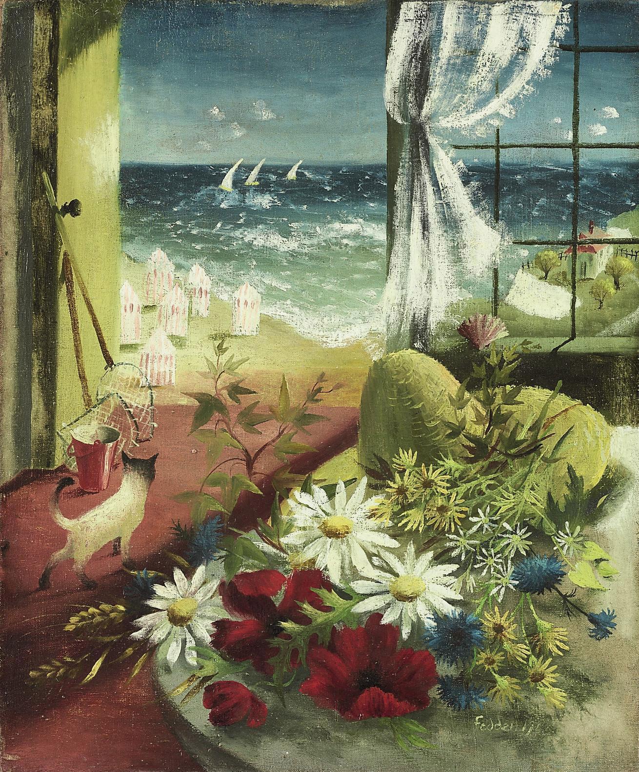 Mary Fedden, R.A. (b. 1915)