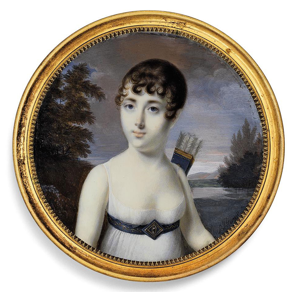 VINCENT BERTRAND (FRENCH, B. 1770)
