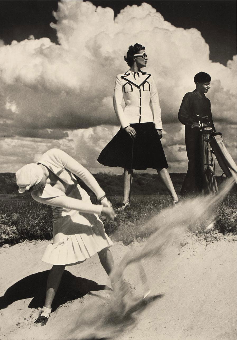 Golf, Le Touquet, 1939