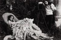 Alice in Wonderland, Olivier Theysken and Natalia Vodianova, Paris, 2003