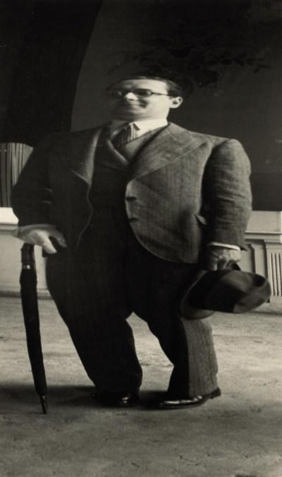 ANDRE KERTESZ (1894-1985)
