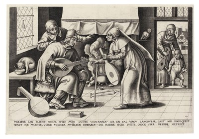 Frans Huys (circa 1522 - befor