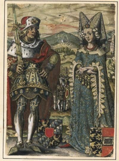 Jost Amman (1539-1591) and Geo