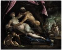 Pan and Selene