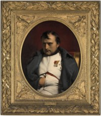 Napoleon at Fontainebleau, 31 March 1814