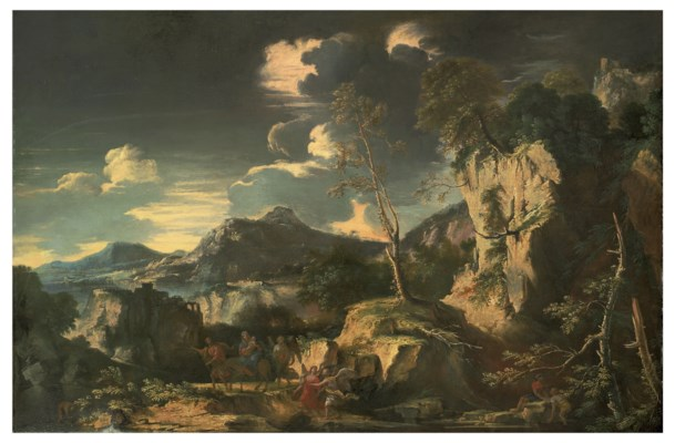 Augusto Rosa (Rome 1657-1739)