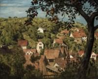 Blick auf Mamolsheim