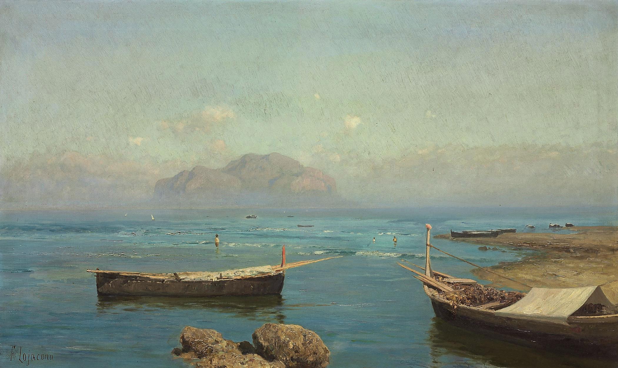 Monte Pellegrino, Palermo, Sicily