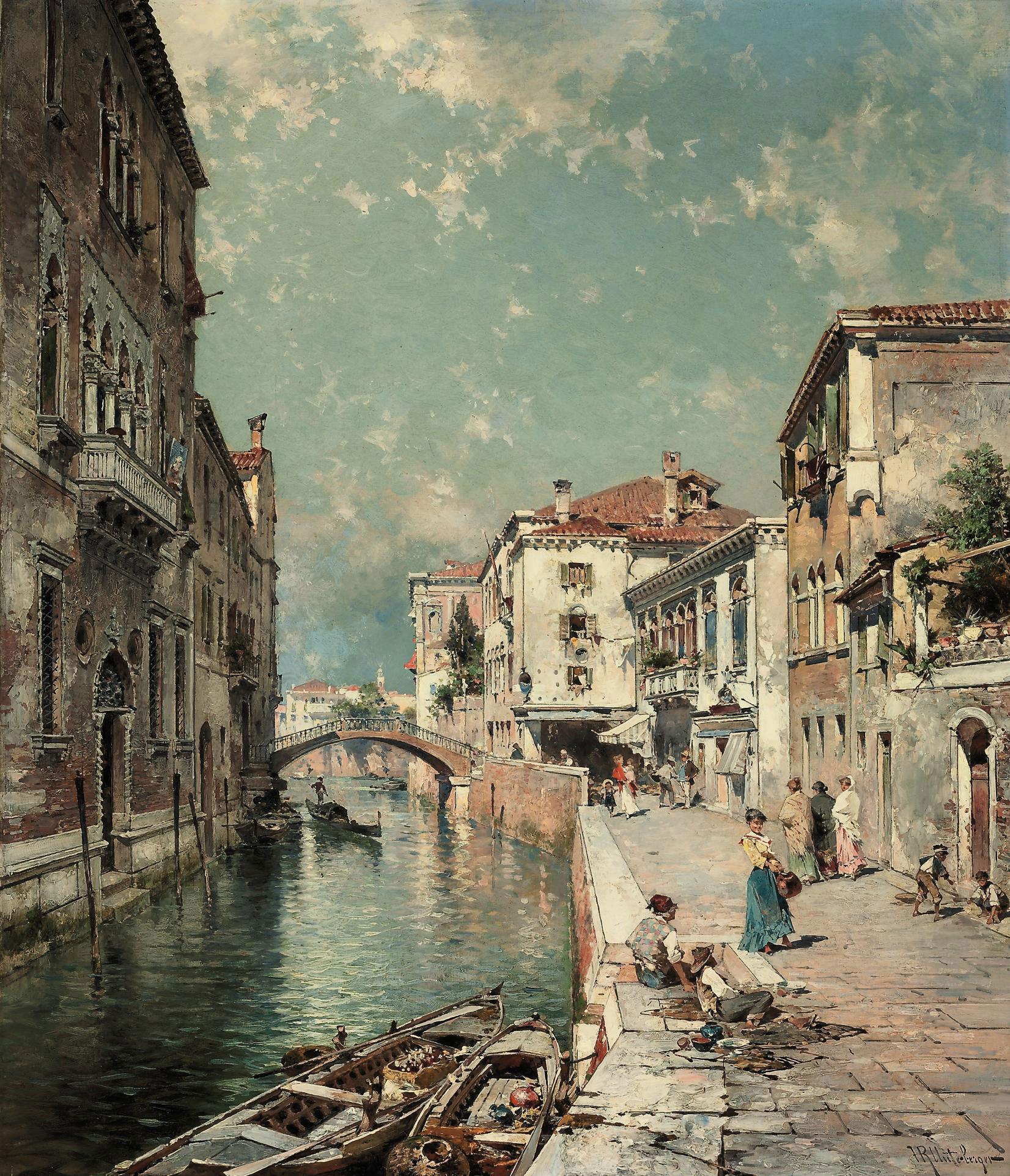 Rio Tiorado, Venice