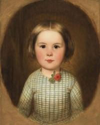 Portrait of Elizabeth Clara Bromley
