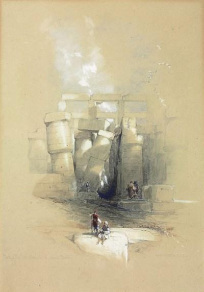 David Roberts, R.A. (1796-1863