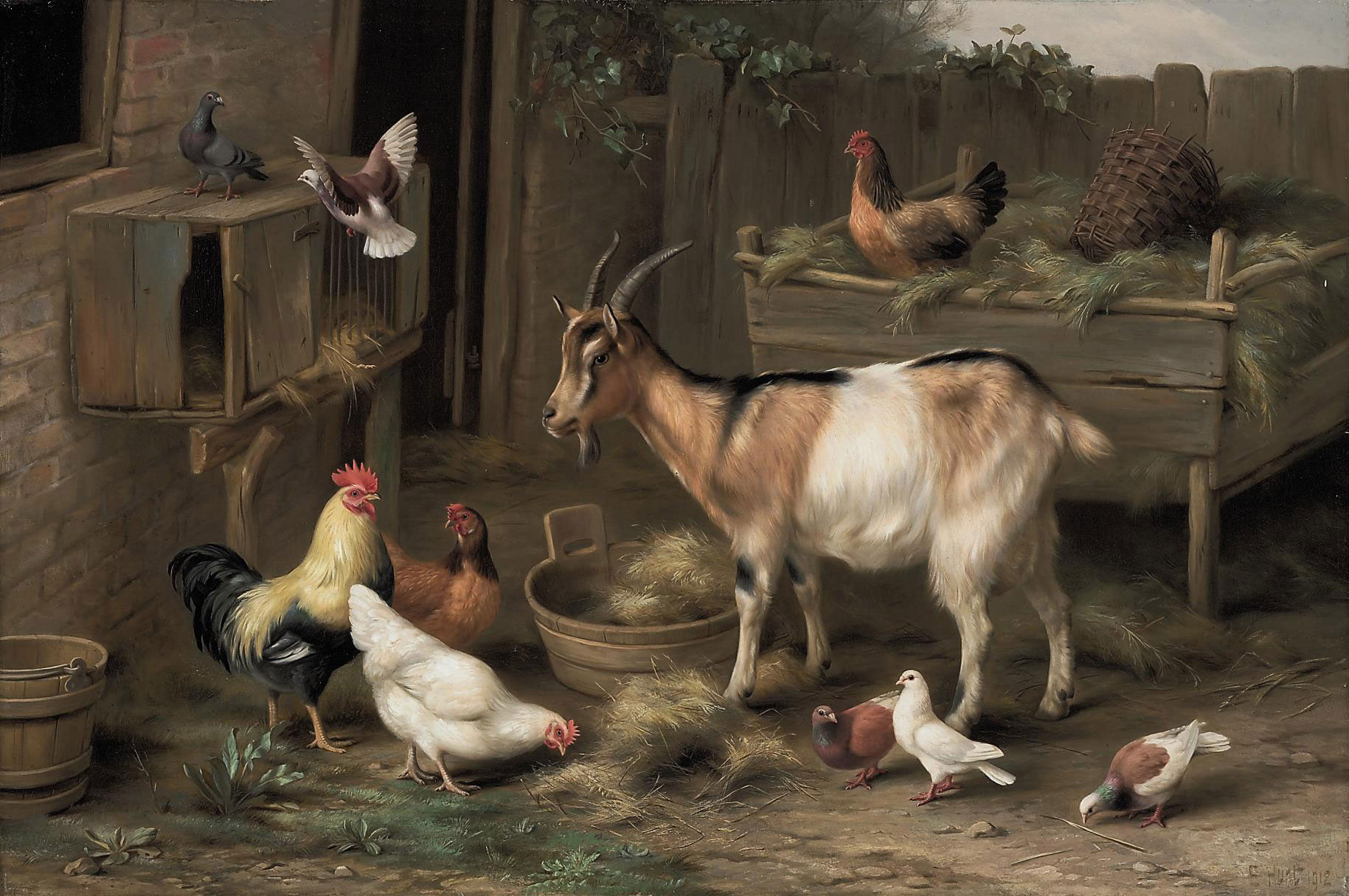 The Happy Farmyard