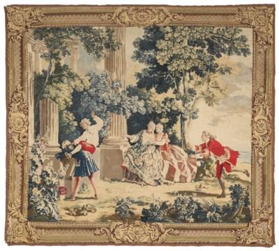 A Louis VX Beauvais Pastoral T