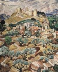 Le Fort Saint André in Villeneuve-lès-Avignon