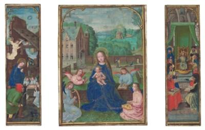 SIMON BENING (1483/84-1561): T